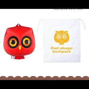 Other - 😃Red Owl toddler backpack!